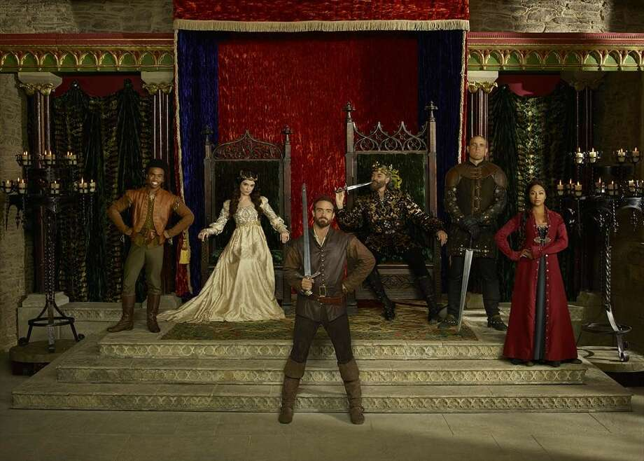 "ABC's new musical comedy, ""Galavant,"" debuts on Sunday, January 4th at 7 p.m. Photo: Bob D'Amico, ABC / © 2014 American Broadcasting Companies, Inc. All rights reserved."