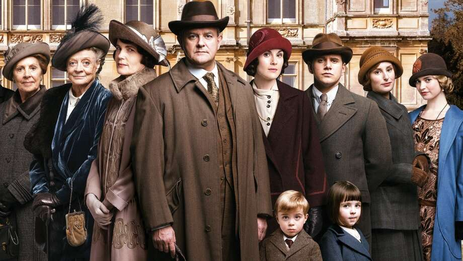 """""""Downton Abbey's"""" 5th season begins on Sunday at  8 p.m. on PBS. Photo: PBS"""