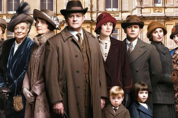 """""""Downton Abbey's"""" 5th season begins on Sunday, January 4th at  8 p.m. on PBS."""
