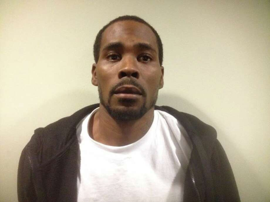Booking photo of Olice E. Brown, 28, who was charged with capital murder. Photo: Courtesy Photo/SAPD