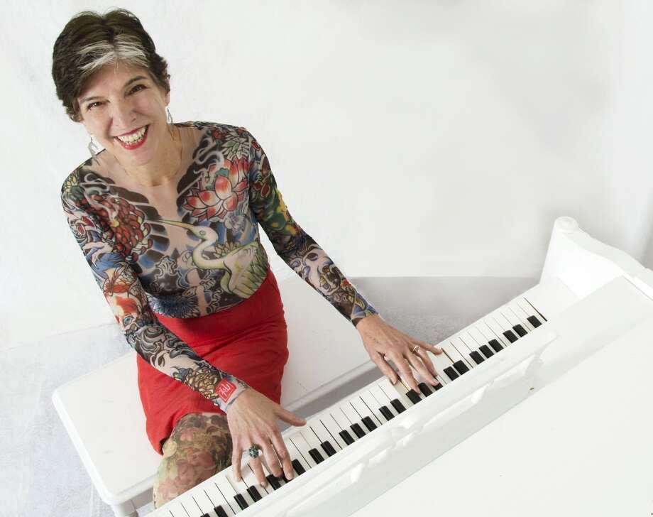 Musician Marcia Ball