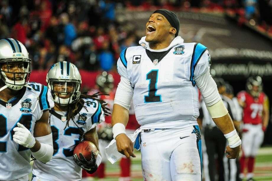Arizona (11-5) plus-6 at Carolina (7-8-1) Panthers 20-17 Photo: Scott Cunningham, Getty Images