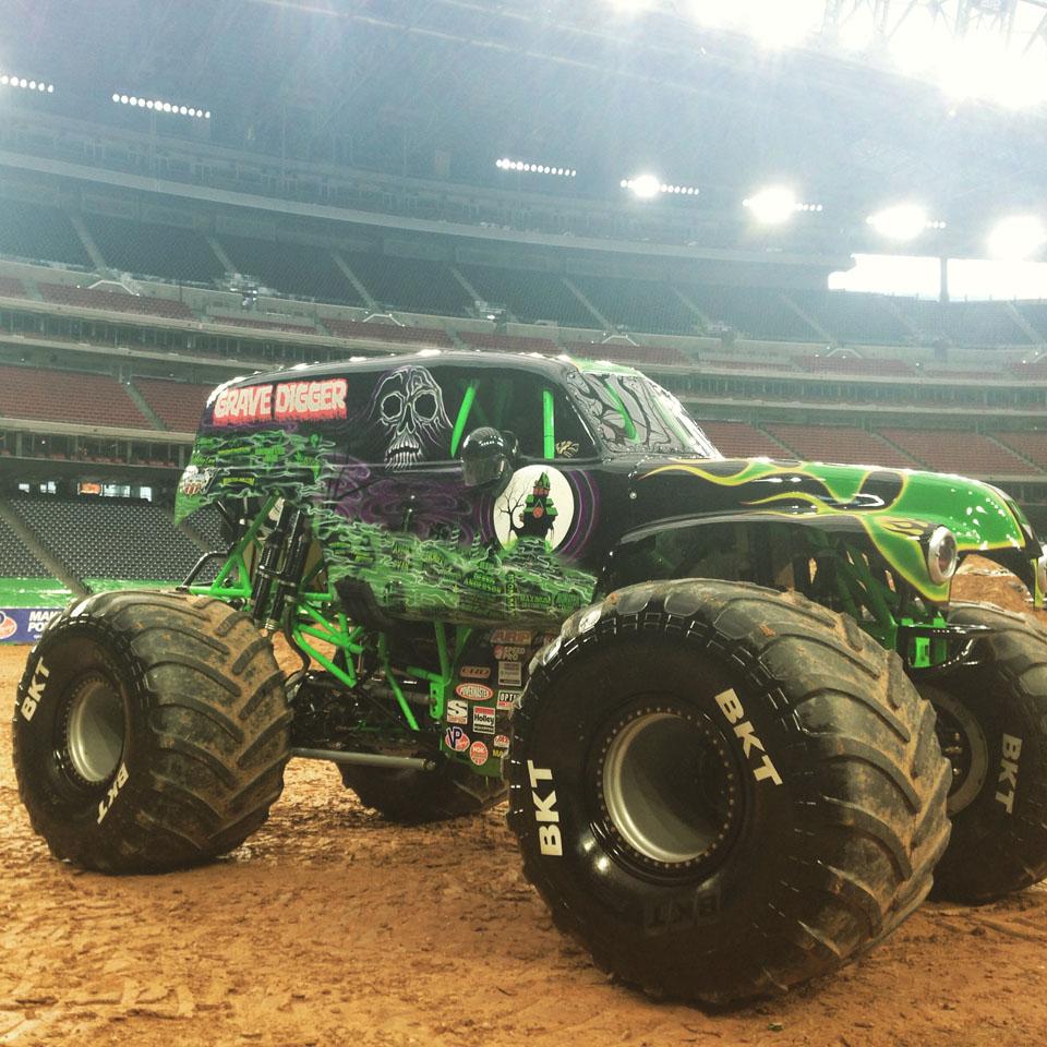 Monster Trucks Invade NRG Stadium For The Next Month Houston Chronicle - Monster car show houston tx
