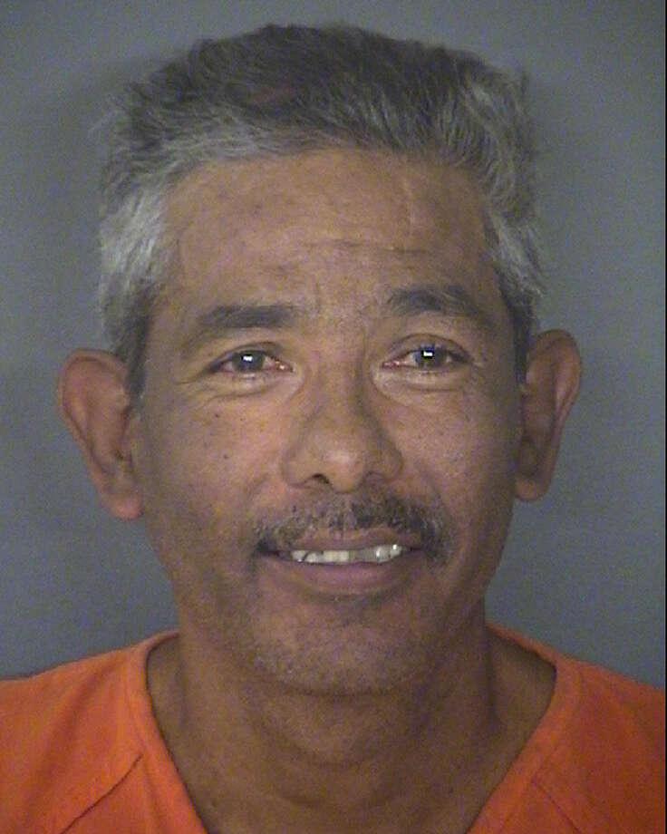 Joe Gutierrez III Photo: Bexar County Jail