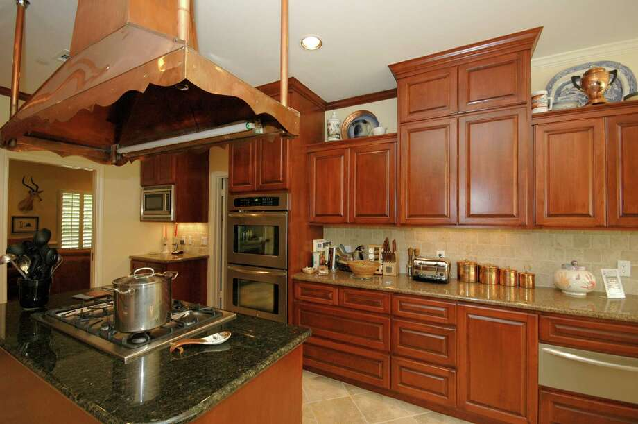 Shown is a kitchen remodel by Craftsmanship by John