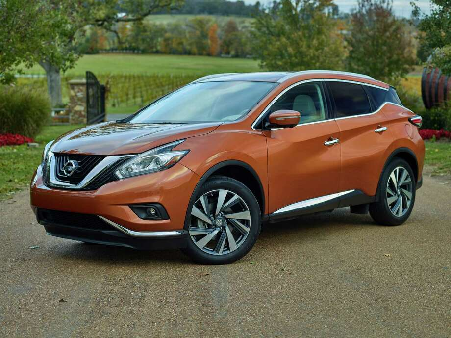 "The third-generation 2015 Nissan Murano has been redesigned and reengineered to give it a more upscale interior, and ""purposeful technology"" intended to ""elevate the experience."" Photo: Photographer / © 2014 Nissan"