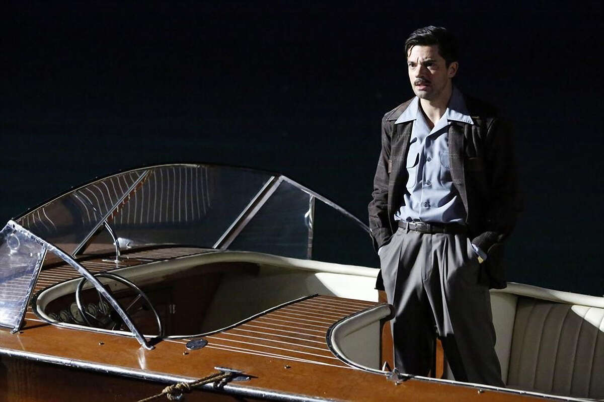 """Dominic Cooper plays Howard Stark (yes, the father of """"Iron Man"""" Tony Stark) in the new period spy show """"Marvel's Agent Carter,"""" which premieres Tuesday, Jan. 6, on ABC."""