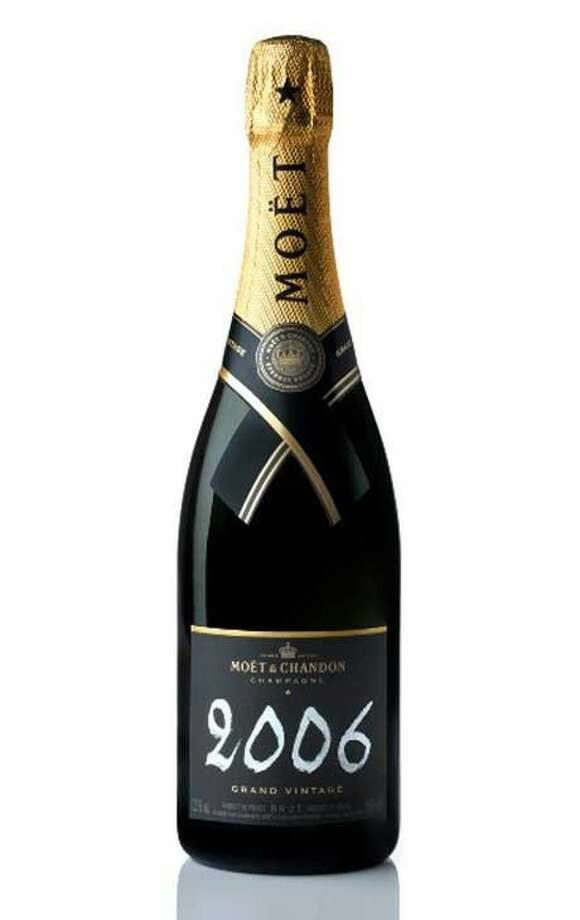 Moet & Chandon Champagne 2006 Photo: Courtesy Photo / ONLINE_YES