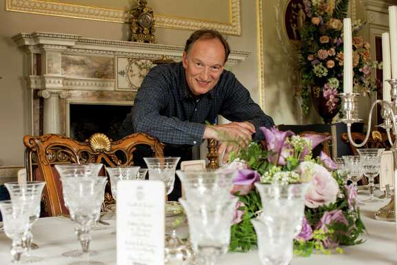 "Alastair Bruce serves as historical adviser on ""Downton Abbey."""