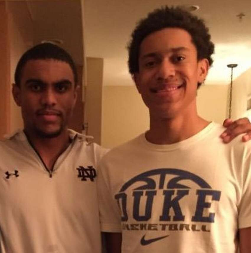 Attending Duke University has always been a dream for Justin, right. He told 247Sports.com,