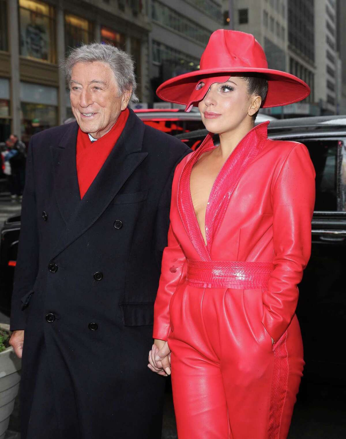 Tony Bennett and Lady Gaga will perform May 28 at the Concord Pavilion.