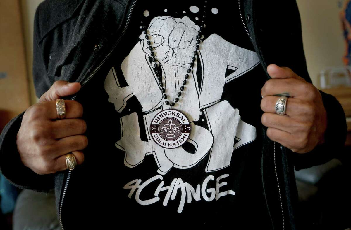 Khafre Jay, the founder of HipHopForChange, created the group to teach the spiritual pillars that guided early hip-hop.