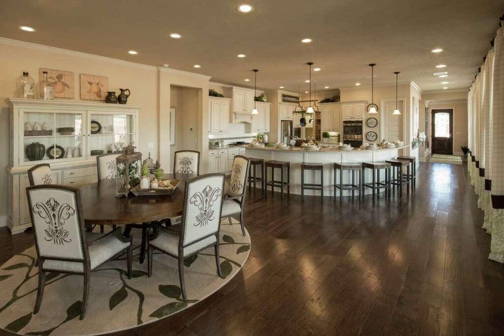 Trendmaker Homes Floor Plans Riverstone