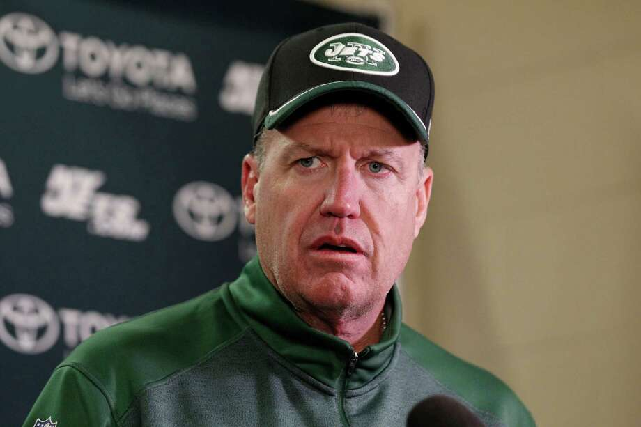 Former New York Jets coach accepted the Bills' offer to coach Buffalo, according to a source. Photo: Alex Brandon / Associated Press / AP