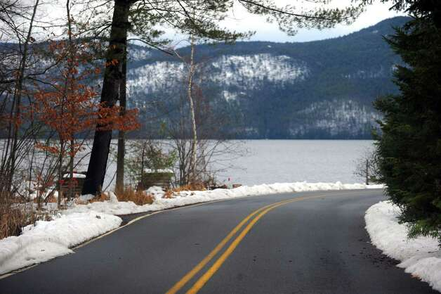 View of Lake George from Cotton Point Road on Thursday Dec. 18, 2014 in Bolton Landing ,N.Y.  (Michael P. Farrell/Times Union) Photo: Michael P. Farrell / 00029923A
