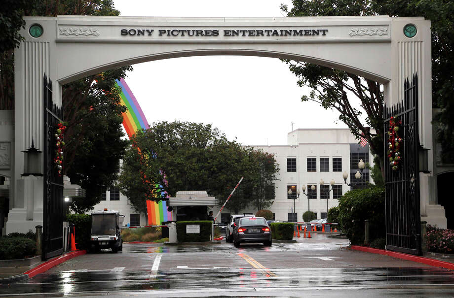 Sony Pictures Entertainment says the public does not have a right to see its private data that was stolen by hackers last year. Photo: Nick Ut / Associated Press / AP