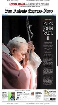 April 3, 2005 Photo: Express-News File Photo