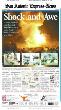 March 22, 2003 Photo: Express-News File Photo