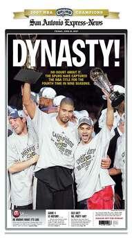 June 15, 2007 Photo: Express-News File Photo