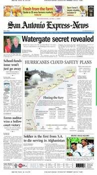 June 1, 2005 Photo: Express-News File Photo