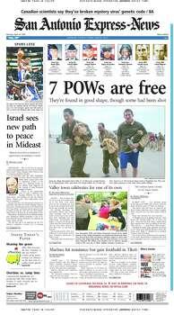 April 14, 2003 Photo: Express-News File Photo