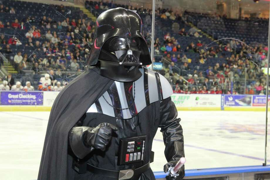 January 4, 2015 was Star Wars Day at Webster Bank Arena as the Bridgeport Sound Tigers took on Albany. Were you SEEN? Photo: Derek T.Sterling, Hearst Connecticut Media Group