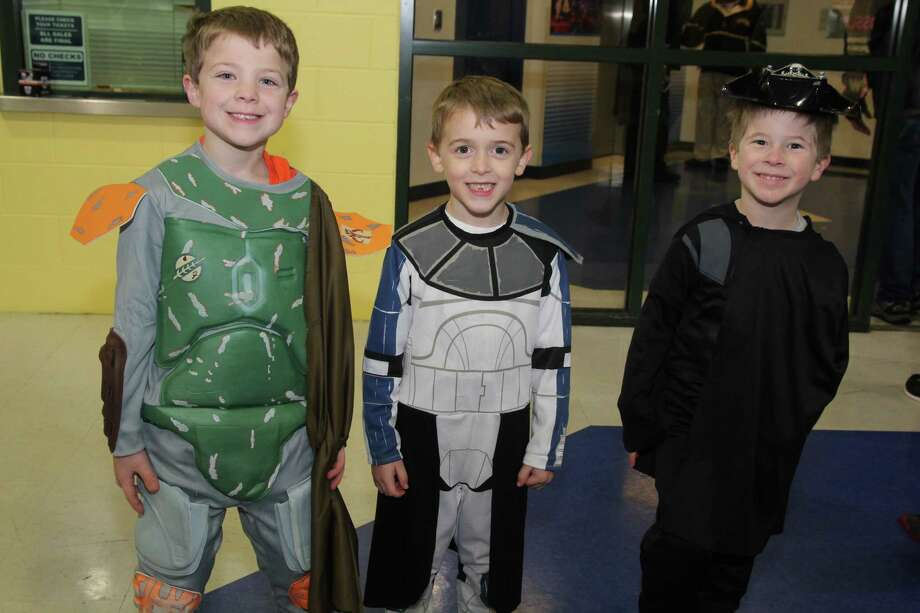 January 4, 2015 was Star Wars Day at Webster Bank Arena as the Bridgeport Sound Tigers took on Albany. Were you SEEN?See more photos Photo: Derek T.Sterling, Hearst Connecticut Media Group