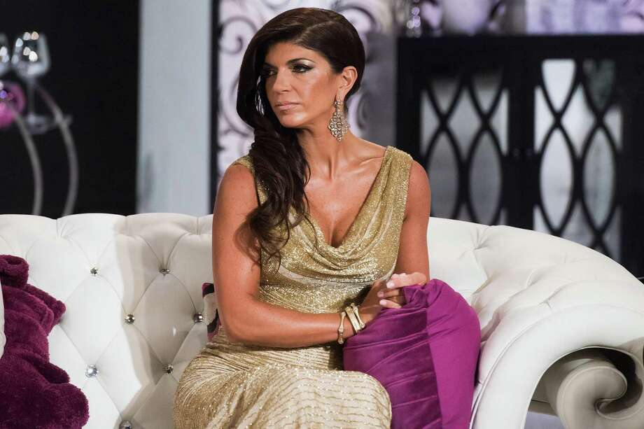 """Teresa Giudice """"The Real Housewives of New Jersey"""" star reported to Danbury prison on Monday, Jan 5, 2015. Giudice will serve a 15-month sentence for bankruptcy fraud. Photo: Bravo, NBCU Photo Bank Via Getty Images / 2014 Bravo Media, LLC Charles Sykes/Bravo/NBCU Photo Bank via Getty Images News-Times contributed"""