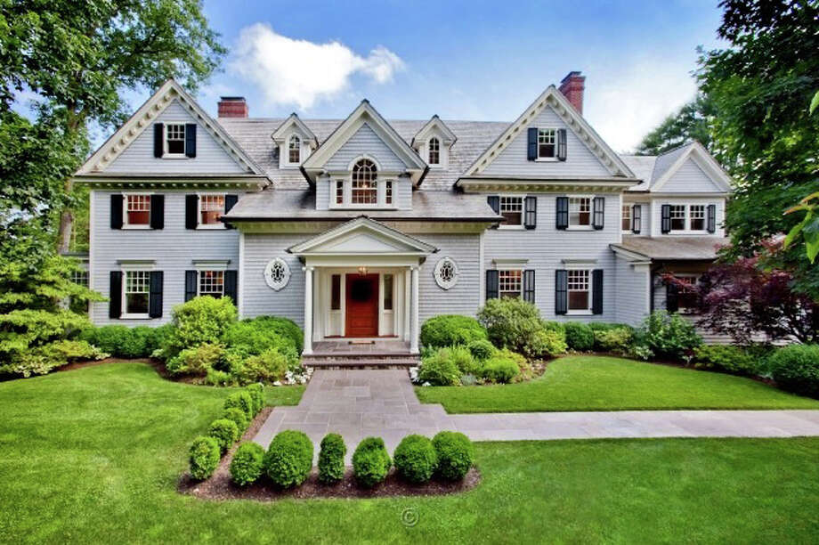 The property at 5 Stony Brook Road was recently sold for $3,960,000. Photo: Contributed Photo / Westport News