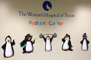 The Women's Hospital of Texas in Houston opened its new pediatric center.