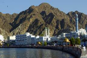 OMAN: Far bigger than neighboring Dubai, Oman doesn't have the freakishly tall buildings and man-made islands. Oman claims 10,000-foot mountains, postcard beaches, hundreds of forts and castles, and cities that offer easy insight into the culture.