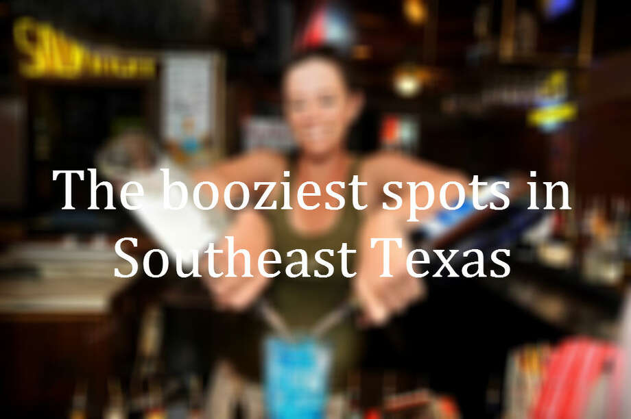 Where do Southeast Texans spend the most money on alcohol? Using mixed beverage tax data from the Texas Comptroller's Office, we ran the numbers and found the booziest bars, clubs and restaurants in the area. Click through to see which spot tops the list.
