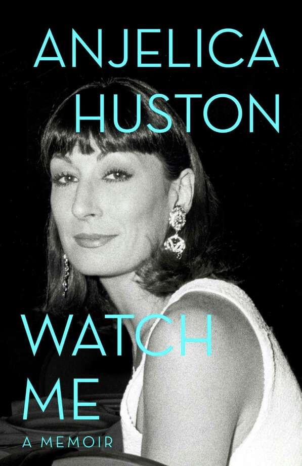 The second of Anjelica Huston's two-volume memoir. Photo: Scribner / ONLINE_YES
