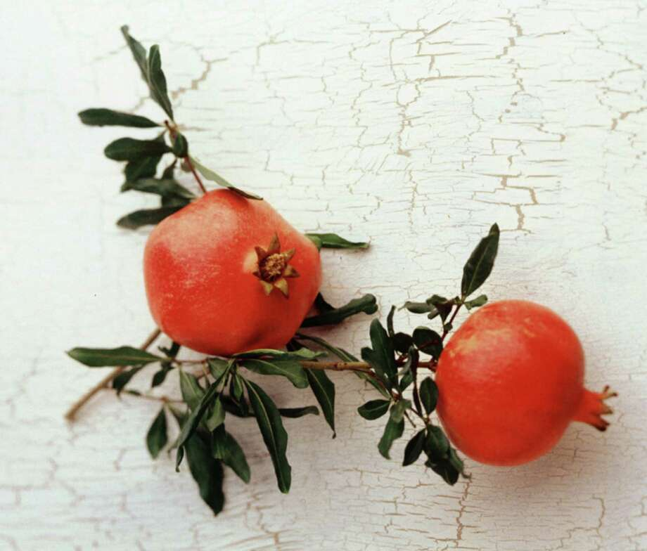 Pomegranates are enjoyed not only for the nutritious fruit but their ornamental value. Courtesy photo / handout