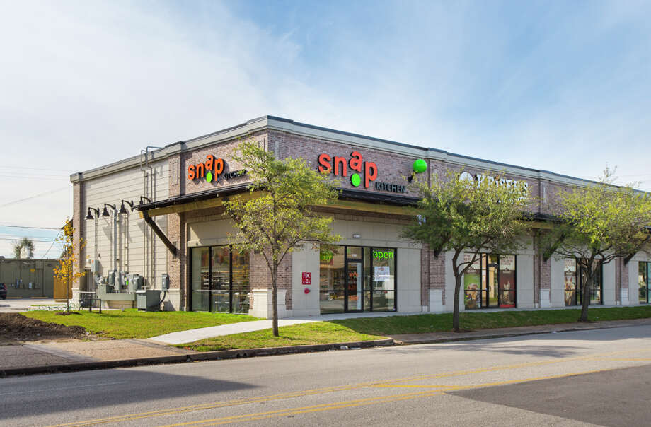 New Snap Kitchen store at 250 W. 20th St. in the Heights. (Photo: Snap Kitchen)