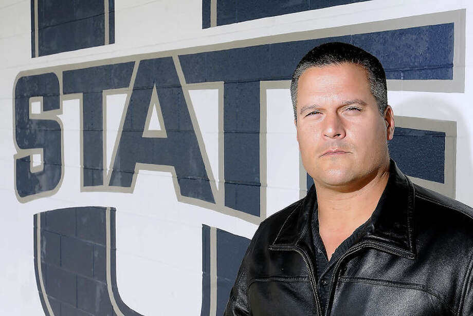 Todd Orlando joins the Houston Cougars' coaching staff after two seasons overseeing the Utah State defense. (Eli Lucero / The Herald Journal)