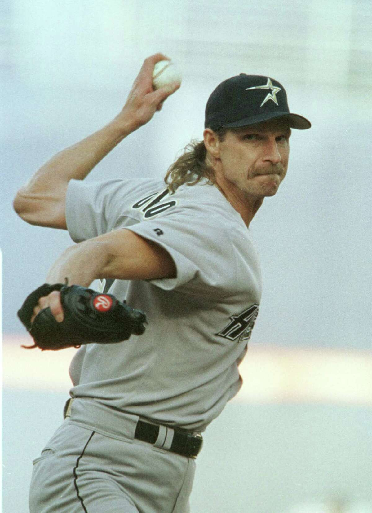 Randy Johnson's tenure in an Astros uniform in 1998 may have been short in duration, but it was long on drama.