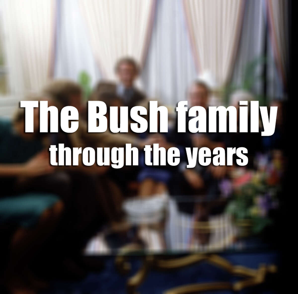 The Bush Family through the years See the evolution of an American political dynasty with these intimate early family-centric photos of the Bush clan.