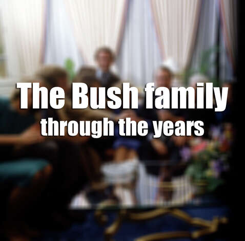 The Bush Family through the yearsSee the evolution of an American political dynasty with these intimate early family-centric photos of the Bush clan.  Photo: Dirck Halstead, Getty Images / Time Life Pictures