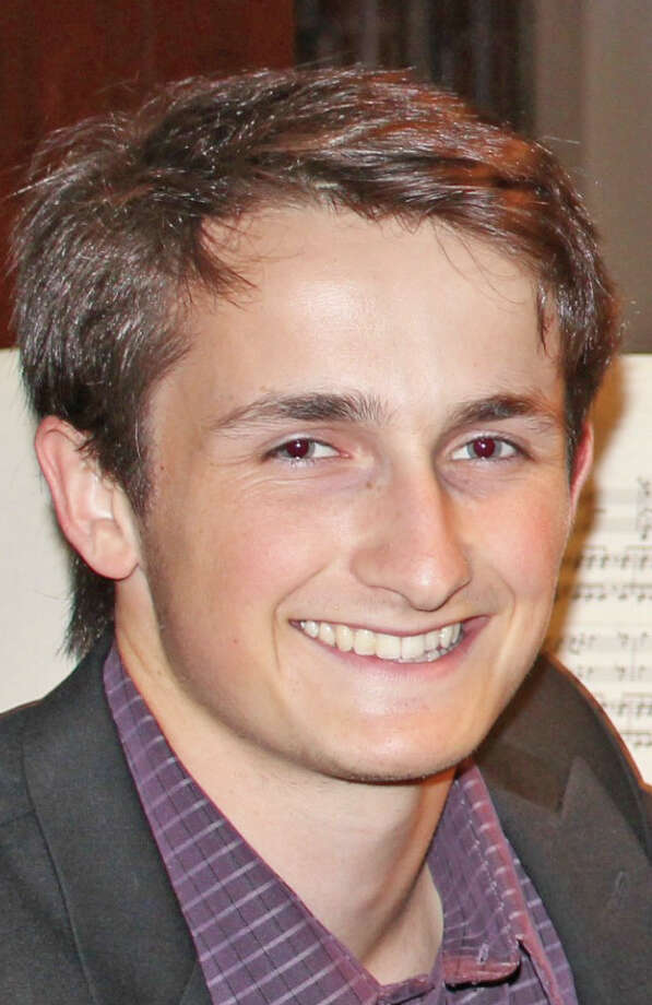 Alex Beyer, the prize winning pianst and Fairfield Warde High School graduate, will perform Sunday afternoon, Jan. 11, at the Pequot Library in Southport. Photo: Fairfield Citizen/Contributed / Fairfield Citizen