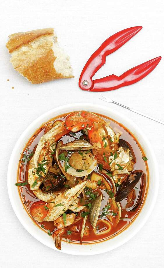 Cioppino is believed to have been invented by San Francisco fishermen. Photo: Russell Yip, Staff / ONLINE_YES