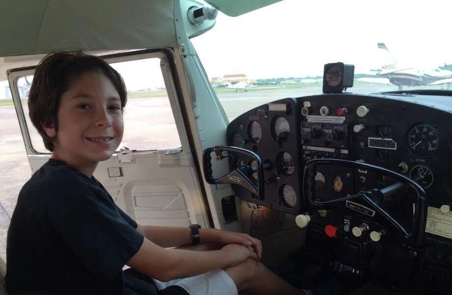 A Houston area middle school student is in the early stages of launching an airline that caters solely to canine and feline passengers. Lincoln Dow still has a few years to go before he is legally able to hold a job. However, the 14-year old eighth-grader from St. John's School in River Oaks, has based his first plane at West Houston Airport, 18000 Groschke Road.  A Houston area middle school student is in the early stages of launching an airline that caters solely to canine and feline passengers. Lincoln Dow still has a few years to go before he is legally able to hold a job. However, the 14-year old eighth-grader from St. John's School in River Oaks, has based his first plane at West Houston Airport, 18000 Groschke Road.