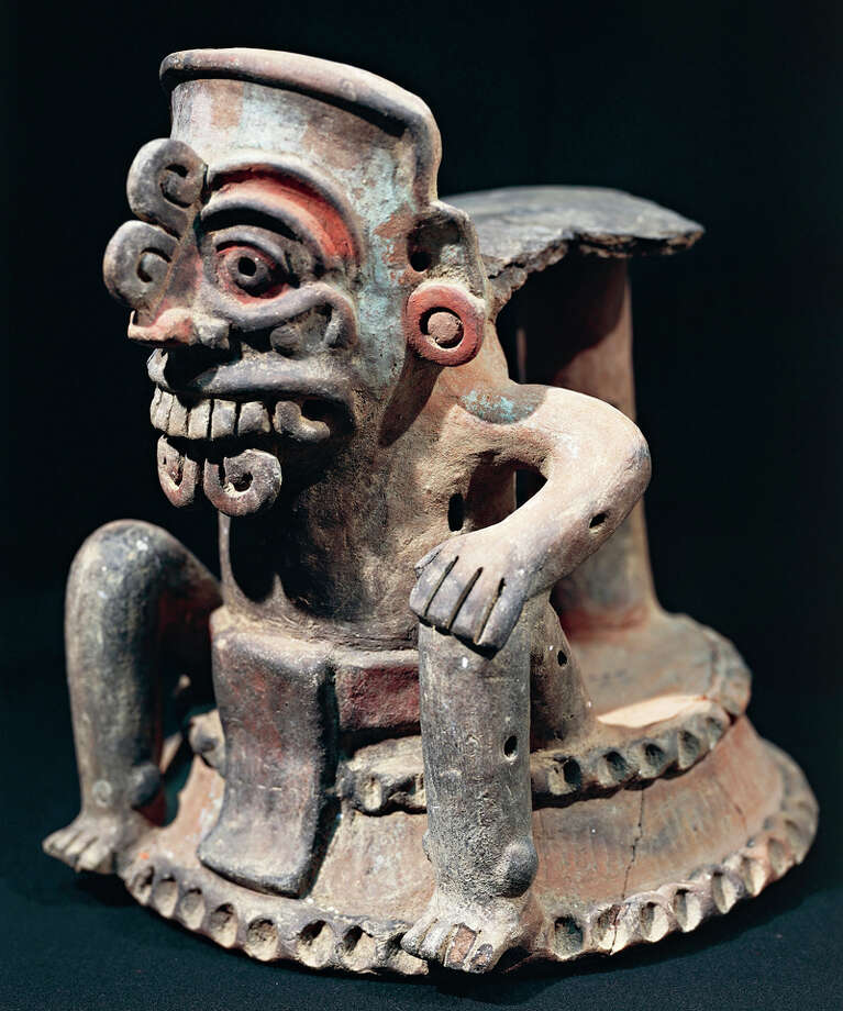 Artifacts the Mayan culture left behind - Beaumont Enterprise
