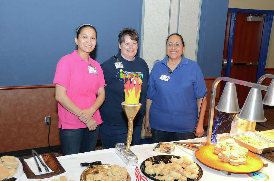 Cy-Fair school district food service employees will be on hand to serve visitors at the annual food tasting for the district at the Berry Center Jan. 15. Photo: Cfisd