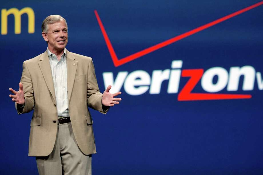 "Verizon CEO Lowell McAdam says, ""AOL, along with lots of other media companies, are potential for us to do partnerships."" Photo: Paul Sakuma / AP / AP"