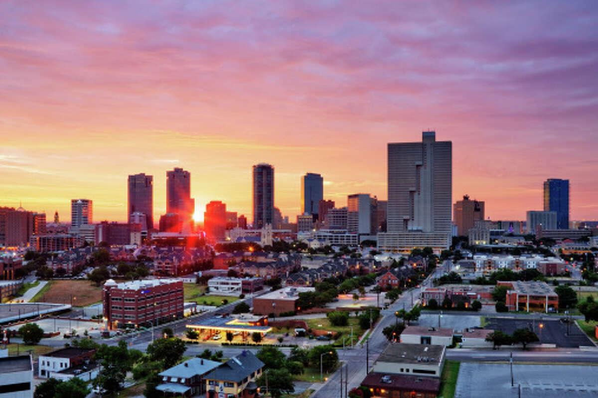 Fort WorthReturn on educational investment rank:36