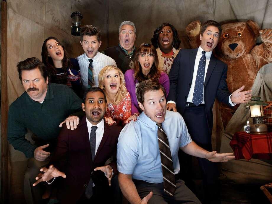 """Parks and Recreation"": 7 p.m. Jan. 13, NBC Photo: Chris Haston /NBC /NBC / 2013 NBCUniversal Media, LLC"