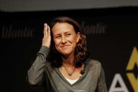 Anne Wojcicki, is the co-founder and CEO of genetics-testing startup 23andMe.