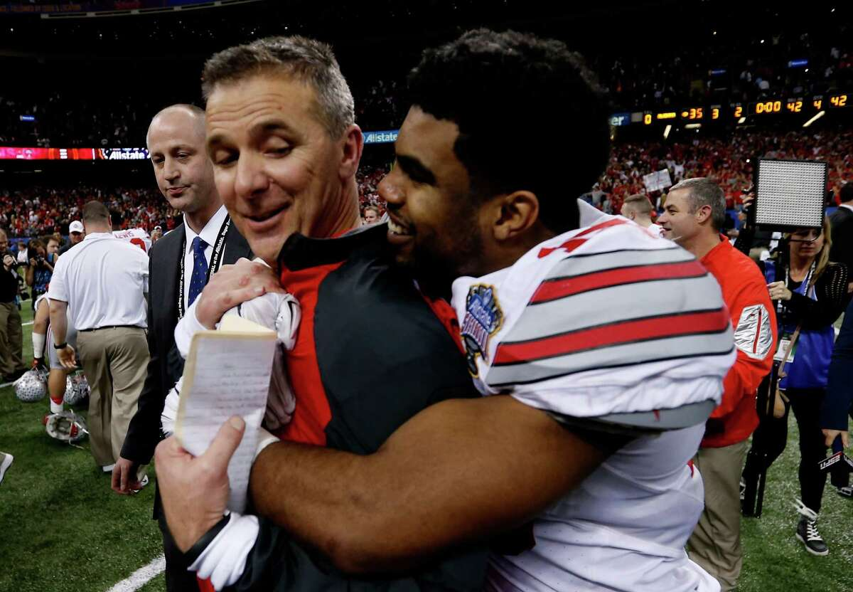 Ohio State Final 2014 AP ranking: 1 2015 odds: 6/1