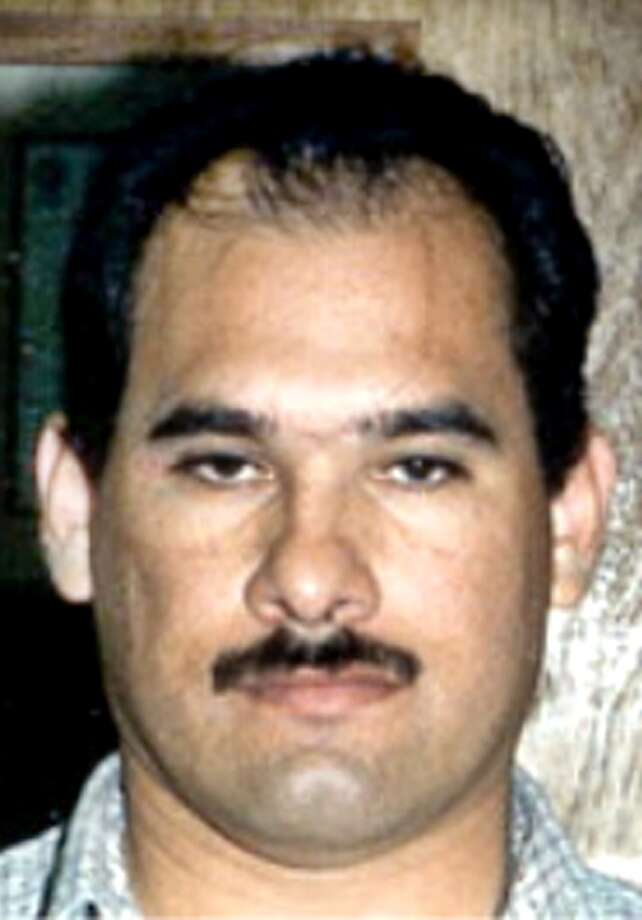 Drug lord Osiel Cardenas. Cardenas was arrested in 2003 in Mexico after a shootout with Mexican soldiers in the border city of Matamoros. (AP Photo/PGR, Attorney General's Office) Photo: AP
